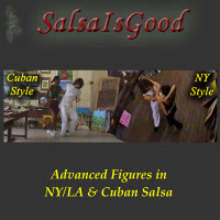 Advanced Figures in NY/LA & Cuban Style